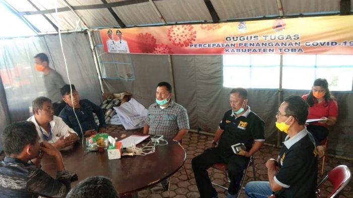 JUMLAH ODP CORONA di Toba Bertambah Jadi 250 Orang, TKI dari Malaysia dan Siswa dari Jakarta