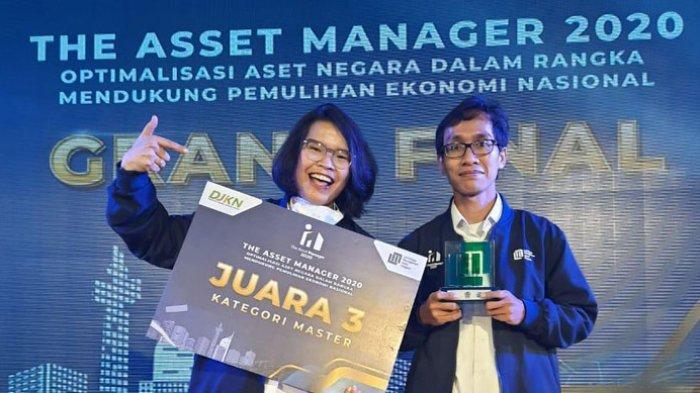PGN Raih Juara 3 The Asset Manager 2020 Melalui Creative dan Market Hub