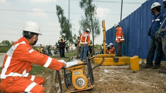 Genjot Pemanfaatan Gas Bumi, PGN Salurkan Gas ke Pelanggan Industri Baru di Bekasi dan Dumai