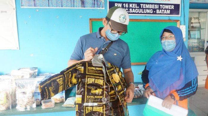 Perkuat Kegiatan UMKM, PGN Adakan Pelatihan di Desa Binaan Panaran Kepri