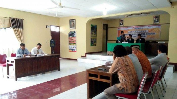 Panwaslu Dairi Menangkan Gugatan Tim Harum, KPU Akan Hitung Ulang Dukungan KTP