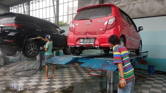 Layanan Bersih dan Cepat di Pinto Carwash