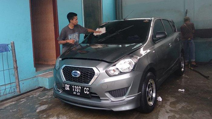 Diskon Cuci Mobil untuk Member Tribun Family Card