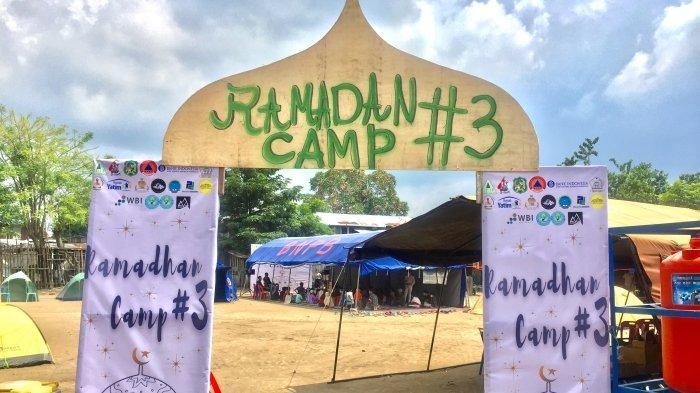 Sasude Edukasi Anak-anak Tepi Sungai Deli dengan Ramadan Camp