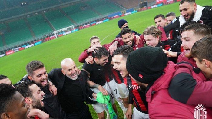 Hasil AC Milan vs Lazio berakhir dengan skor 3-2. Pelatih AC Milan beberkan kunci sukses kemenangan Rossoneri atas Lazio.