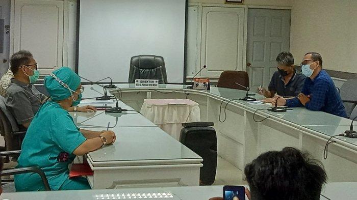Kasus Viral Pasien Diabetes Meninggal, Ombudsman Minta Unit Pengaduan RSUD dr Pirngadi Diperbaiki