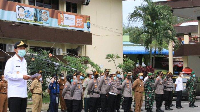 Hadapi Bencana Alam, Pjs Wali Kota Medan Minta Semua Pihak Tingkatkan Koordinasi