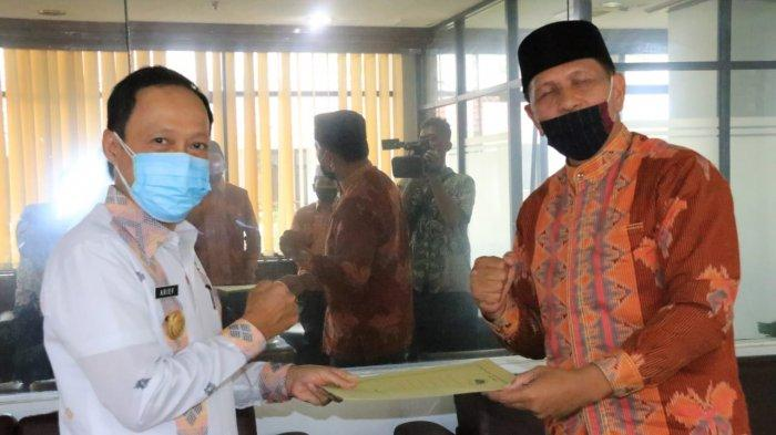 Arief Sudarto Ajak DPD IPQAH Kota Medan Ikut Cegah Penyebaran Covid-19