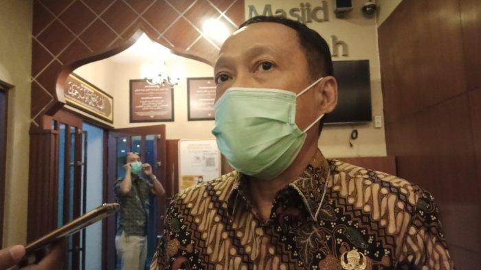 Mantan Pjs Wali Kota Medan Positif Covid-19, Pejabat Pemprov Sumut Lakukan Uji Swab