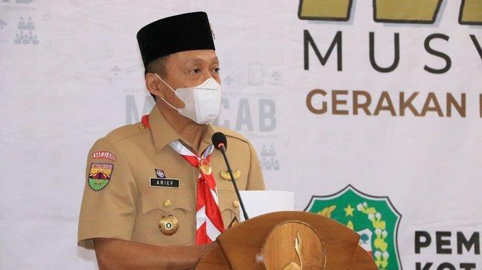 Pjs Wali Kota Medan Berharap Program Pramuka Dapat Menarik Minat Anak Muda