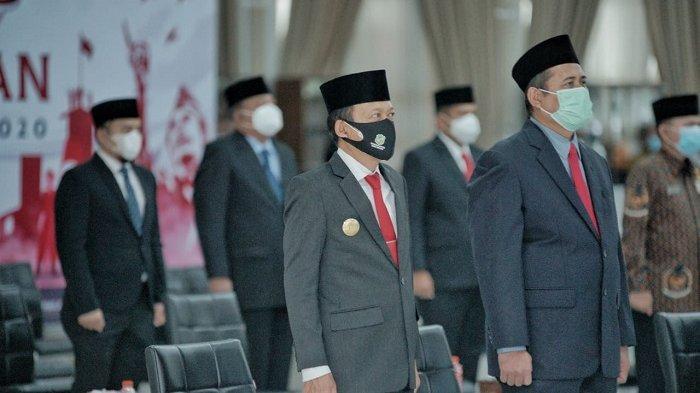 Peringati Hari Pahlawan, Pjs Wali Kota Medan Ikut Upacara Ziarah Nasional secara Virtual