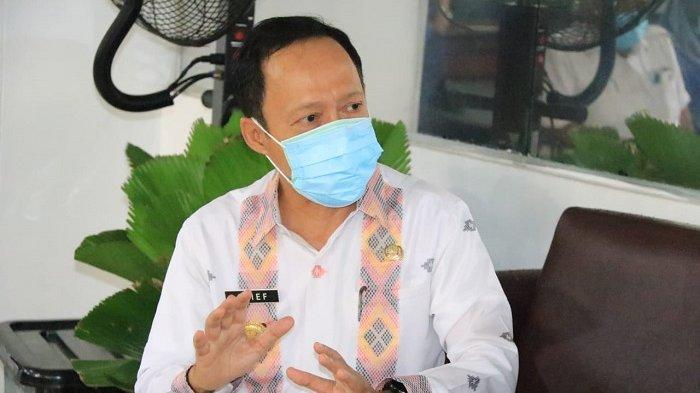 Pjs Wali Kota Medan Minta Peringatan HKN ke-73 Dilakukan dengan Menerapkan Protokol Kesehatan