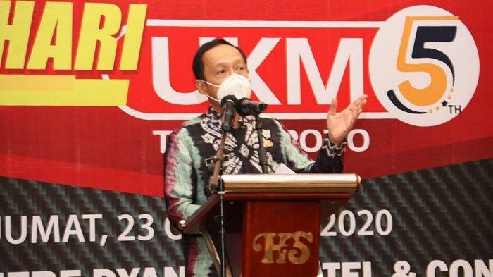Pjs Wali Kota Medan Minta Pelaku UKM Perhatikan Potensi Ekonomi Digital