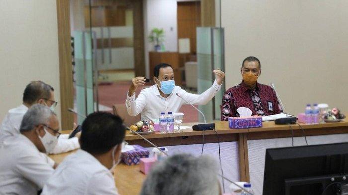 Pjs Wali Kota Medan Harap Dukungan Bank Sumut Terhadap Pemkot Medan Pererat Hubungan Kerja Sama