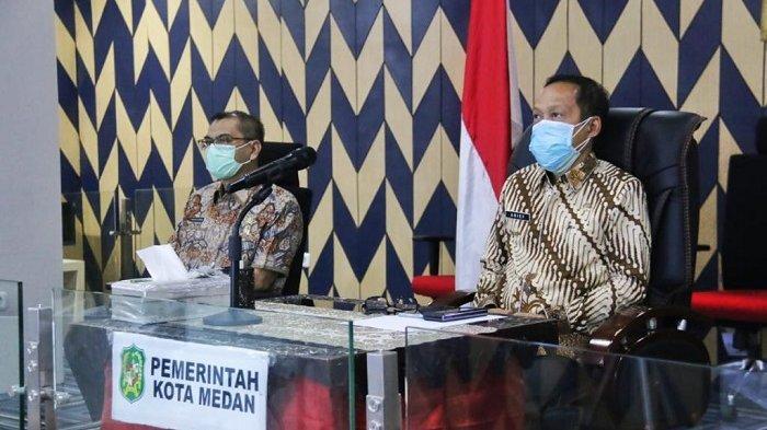 Pjs Wali Kota Medan Sebut Optimalisasi Program Terencana Mampu Kendalikan Laju Inflasi