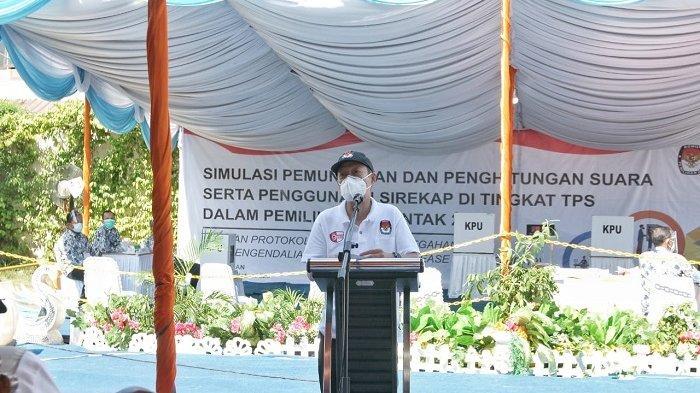Pjs Wali Kota Medan Minta Pelaksanaan Pilkada Tidak Dijadikan Ajang Saling Menjatuhkan