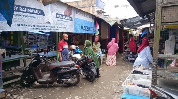Surat Pemkab Sergai Bikin Gelisah Pedagang Kaki Lima, Singgung Dukungan Darma Wijaya