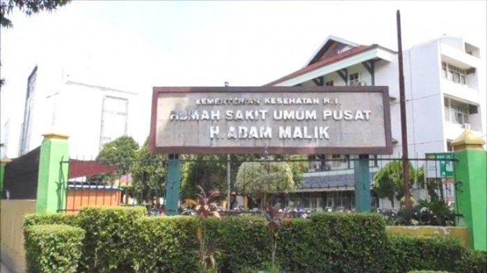 Jumlah Pasien Covid-19 di RSUP Adam Malik Kian Meningkat Signifikan