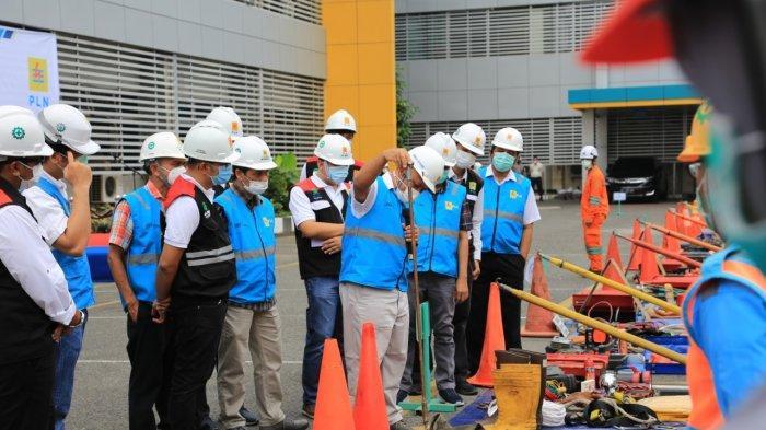 Jelang Bulan Ramadan, PLN Sumut Bentuk 222 Posko Siaga Beranggotakan 2.700 Personil