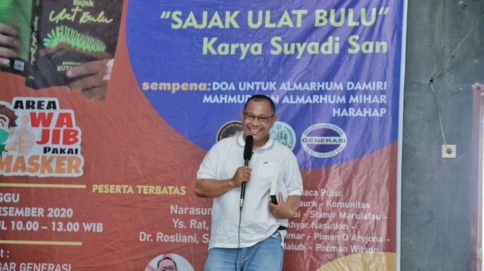 Apresiasi Kegiatan Sastra, Plt Wali Kota Medan Berharap Masyarakat Bisa Bangun Peradaban Baru