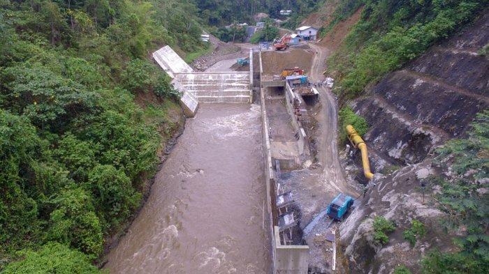 Proyek PLTA 15 MW di Dairi Hampir Rampung, Warga: Jangan Ada Lagi Mati Lampu