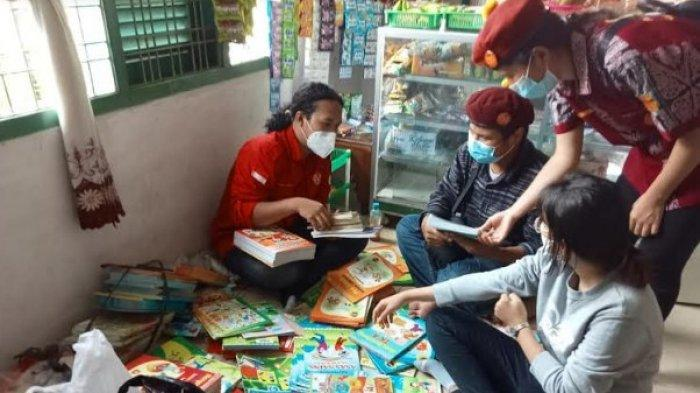 PMKRI Cabang Medan Buka Rumah Baca untuk Anak Pinggiran Rel Kereta Api