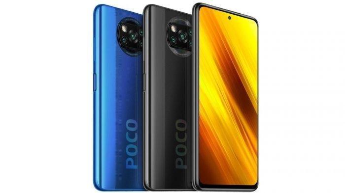 Simak Harga dan Spesifikasi Lengkap Poco X3, Berlensa Sony & Ada NFC, Segera Diluncurkan 15 Oktober
