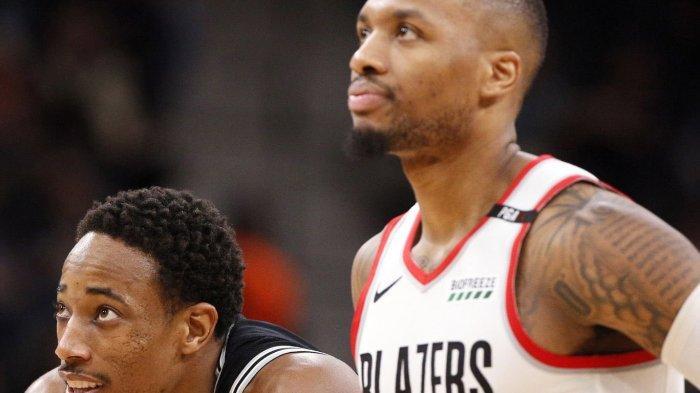 Point Guard Damian Lillard Batal Gabung LA Lakers, Russell Westbrook Jadi Biang Keroknya