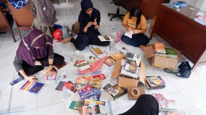 Sambut Hari Literasi Internasional, Pojok Baca Medan Galang Donasi Buku