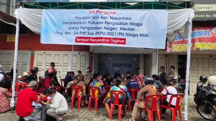 PNS Dishub Kota Medan Turut Jadi Korban Yayasan Sari Asih Nusantara dengan Total Rp 22 Juta