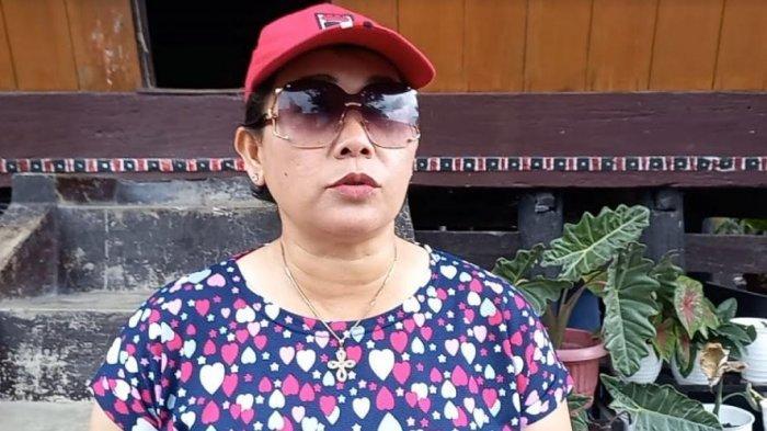 BREAKING NEWS Merasa Ditipu, Korban Yayasan SAN di Samosir Wilhelmina Siahaan akan Tuntut Penagih