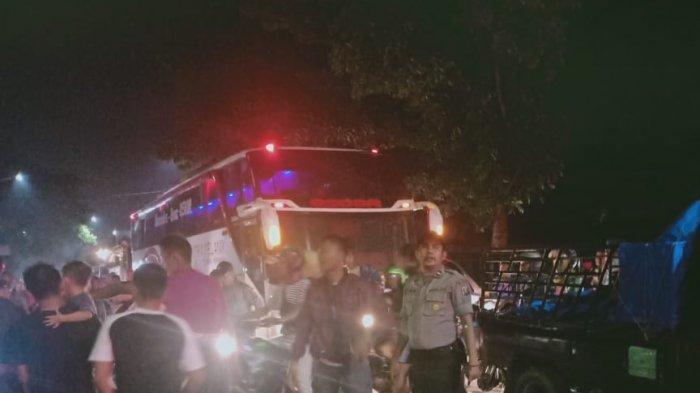 TERKINI Kecelakaan Odong-odong, Identitas Sejumlah Korban, Polisi Ungkap Siapa Kemungkinan Tersangka