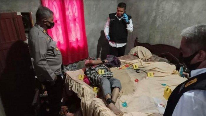 Diduga Dirampok, Duda Satu Anak Tewas dengan Tangan dan Kaki Terikat di Kamar