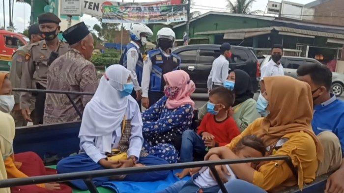 Kasus Covid-19 Melonjak, Pos Penyekatan Menuju Kota Medan Diperpanjang Hingga 24 Mei