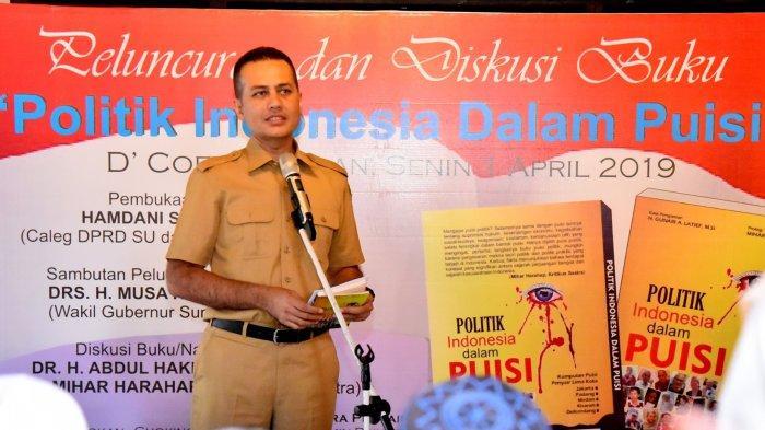 SOSOK Musa Rajekshah, Wakil Gubernur Sumut, Aktif di Organisasi Sosial dan Hobi Olahraga