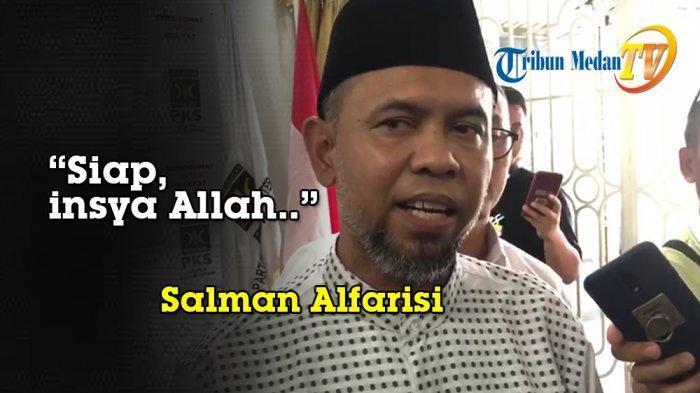 Profil Salman Alfarisi, Balon Wali Kota Medan yang Hafal 10 Juz Al-Quran, Lulusan Arab Saudi