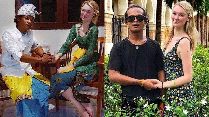 Anaknya Dikabarkan Diselingkuhi Bule Inggris, Ibu Nur Khamid Pernah Bocorkan Tabiat Polly Alexandria