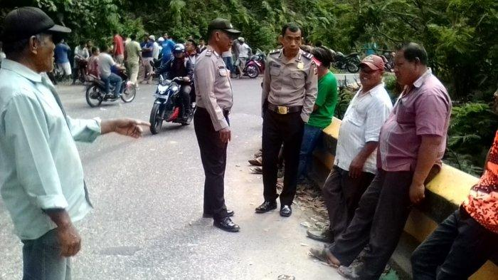 Lala Milala Terjun Bebas ke Sungai Lau Biang, Polisi Menduga Hilang Keseimbangan