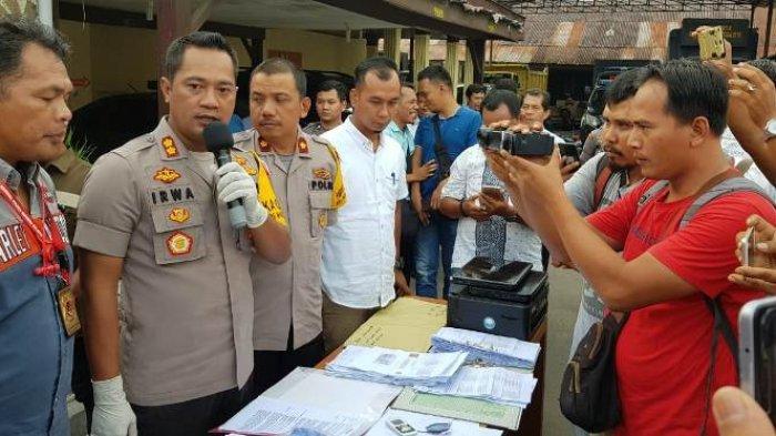 OTT Money Politics Caleg di Paluta, Pengurus Gerindra Sumut Menolak Memberikan Keterangan