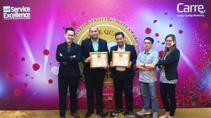 Kulkas, Mesin Cuci dan AC Polytron Raih Penghargaan Service Quality Award 2019
