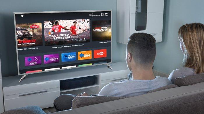 Polytron Rilis Smart TV Lengkap dengan Siaran Liga Inggris dan EURO 2020 Melalui Mola TV