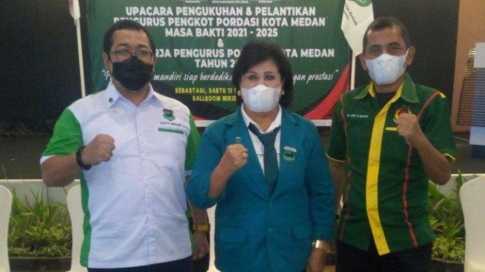 Pordasi Medan Aktif setelah Sepuluh Tahun Vakum, Ketua KONI Medan Optimis Berkuda Bangkit