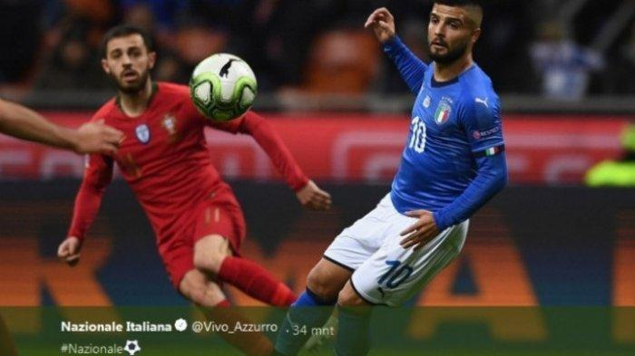 Update UEFA Nations League - Portugal Lolos ke Semifinal Tahan Italia 0-0, Swedia Kalahkan Turki