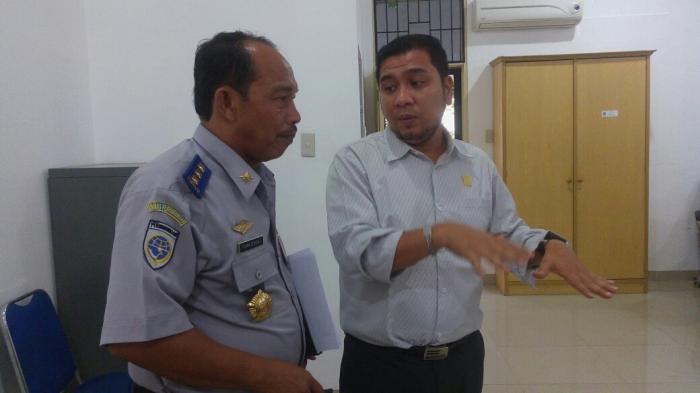 Ketua DPRD Siantar Adu Mulut dengan Kepala Dinas Perhubungan, Ini Penyebabnya