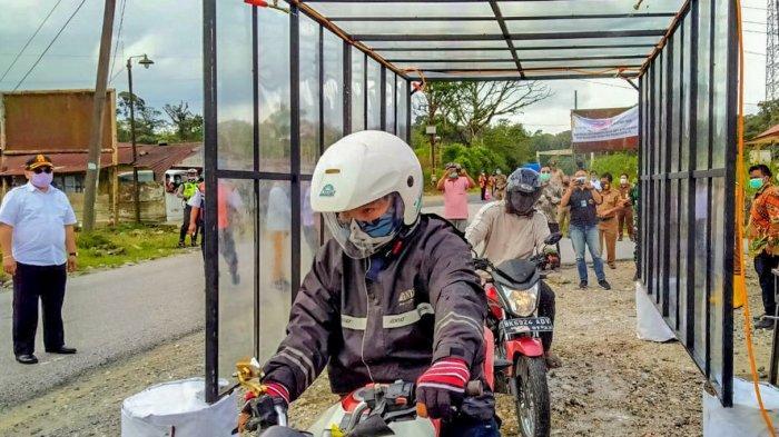 Bersiap New Normal, Pemkab Dairi Atur Pelonggaran Arus Masuk-Keluar Wilayah