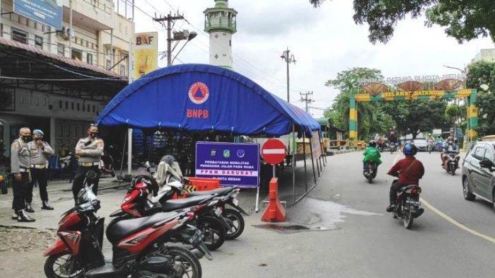 9 Lokasi di Kecamatan Kabupaten Deliserdang Turut Berlakukan PPKM Darurat Terbatas, Ini Titiknya