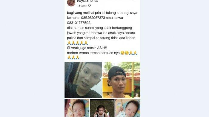 VIRAL Mama Muda Fani Monila Laporkan Suami ke Polisi, Anak Hilang saat Ambil Pisau di Dapur