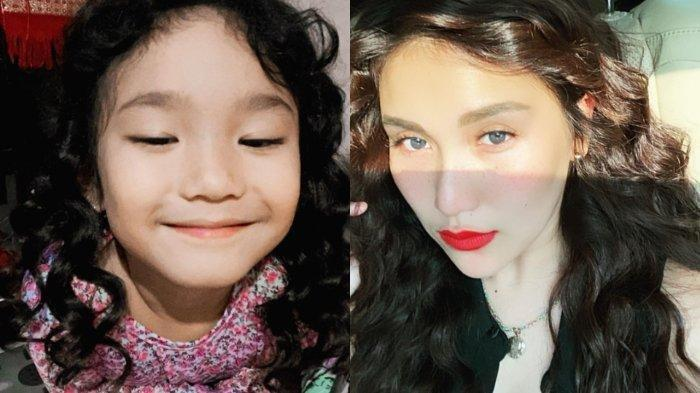 Sepatu Kecil Bilqis, Putri Ayu Ting Ting Sukses Pancing Mata Netizen, Harganya Bikin Kaget