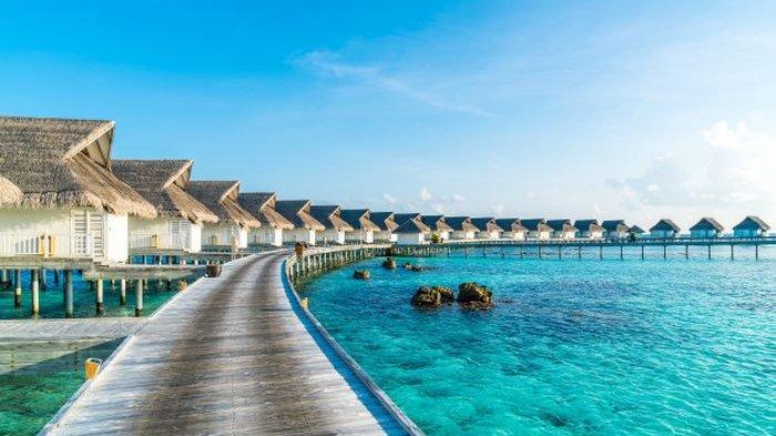 Jadi Pulau Impian Banyak Orang, Maldives Malah Buat Pengantin Baru Bersedih dan Memohon untuk Pulang