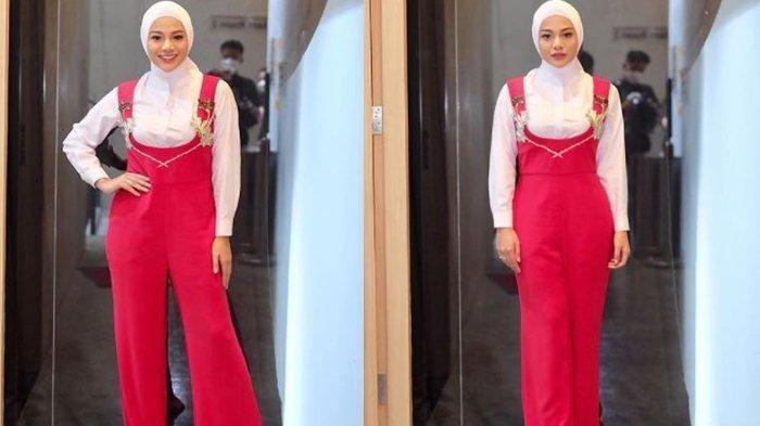 Lihat Aurel Hermansyah Behijab, Adiknya Beri Komentar Begini, Langsung Lapor Suami